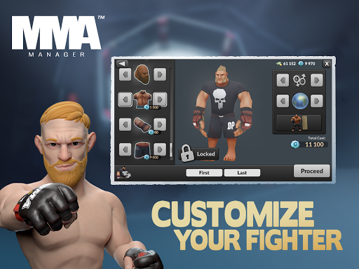 MMA Manager 0.32.3 screenshots 10
