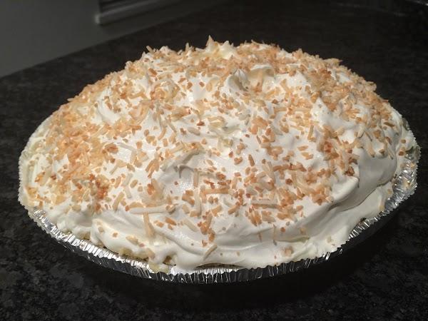 Pina Colada Pie Recipe