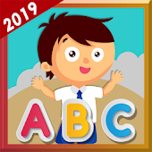 Word & Spell Learning for Kids / Toddlers Age 3-5