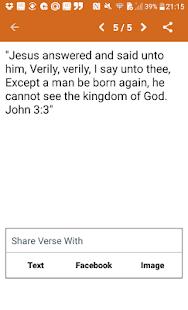 King James Bible -KJV Offline - náhled