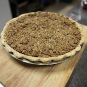 Whole Wild Blueberry Pie!