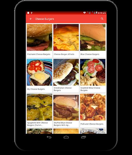 Burger And Pizza Recipes 25.7.5 screenshots 20