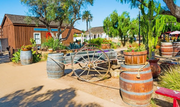 Old Town - Mission Valley