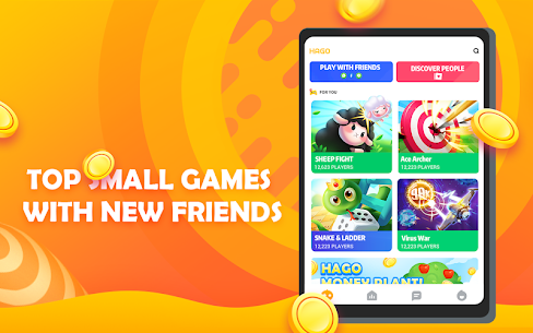 HAGO – Play With New Friends App Latest Version Download For Android and iPhone 9