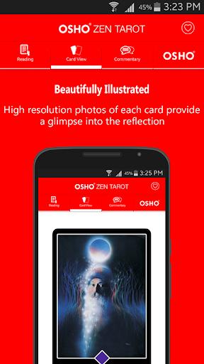 Osho Zen Tarot hack tool
