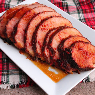 Slow Cooker Holiday Ham Recipe