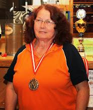 Photo: Senioren Einzel Damen  – 2. Platz Helga Mayr