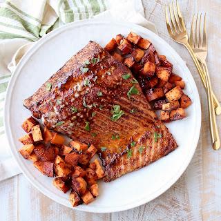Cinnamon Salmon Recipes.