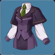 アトラス院制服(女)