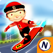 Free Mighty Raju 3D Hero APK for Windows 8
