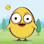 Flying Chick2 games for kids