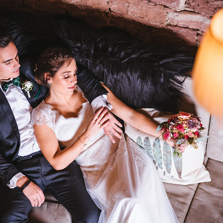 Wedding photographer Lilia Puscas (Lilia). Photo of 19.01.2018