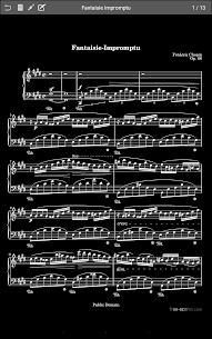 MobileSheetsPro Music Reader 8