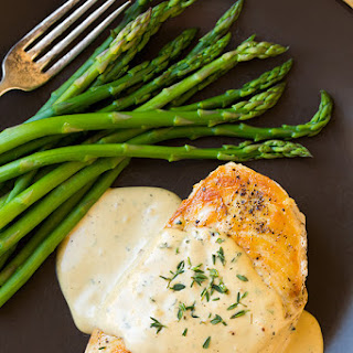 Thyme Cream Sauce Chicken Breasts Recipes