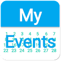 My Events - Countdown icon