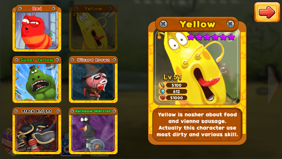 Larva Heroes: Episode2- screenshot thumbnail