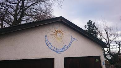 Photo: a sun clock?