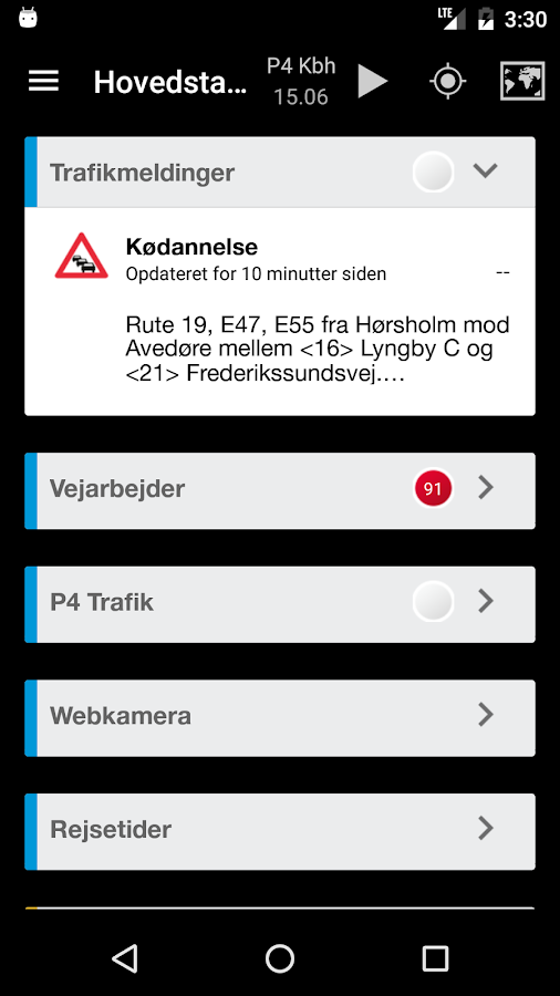 Hovedstaden – screenshot