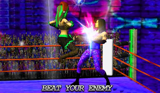 Girls Fighting:- Women Wrestling Championship 2018 1.0.2 {cheat hack gameplay apk mod resources generator} 4