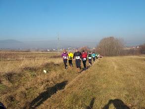 Zdjęcie: Na trasie IV Maraton Beskidy Oblasek 2,5 km