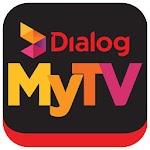 Dialog MyTV - Live Mobile Tv Icon