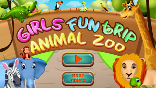 Girls Fun Trip - Animal Zoo Game  screenshots 23