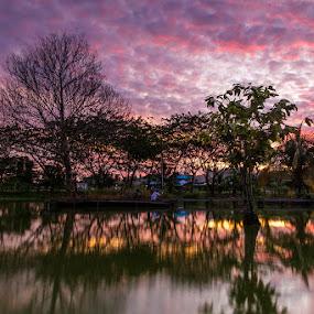 by Zaudin Daud - Landscapes Sunsets & Sunrises