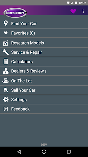 Cars.com – New & Used Cars Screenshot 1