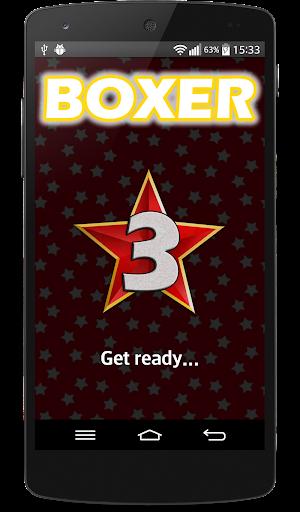 Boxer - check strength