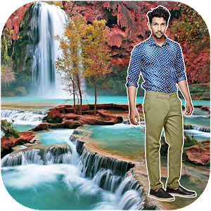 Waterfall Photo Frames APK Download for Android