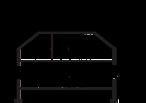 Antonin 5 - Przekrój