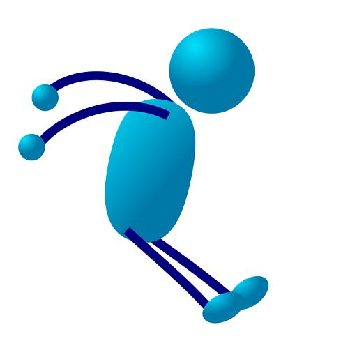 休閒App|跳躍 火柴人 LOGO-3C達人阿輝的APP