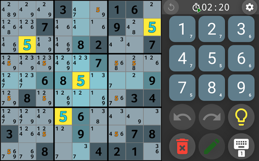 Sudoku Free screenshots 21