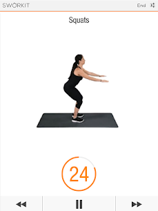 Sworkit Pro – Custom Workouts v5.50.11 Mod APK 9