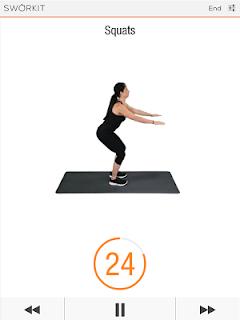 Sworkit Personalized Workouts screenshot 08