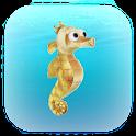 Ocean Wonders Soothe Seahorse icon