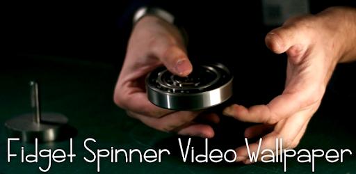 Приложения в Google Play – Fidget Spinner Video Wallpaper