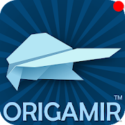 Origami: how to make paper flying airplanes