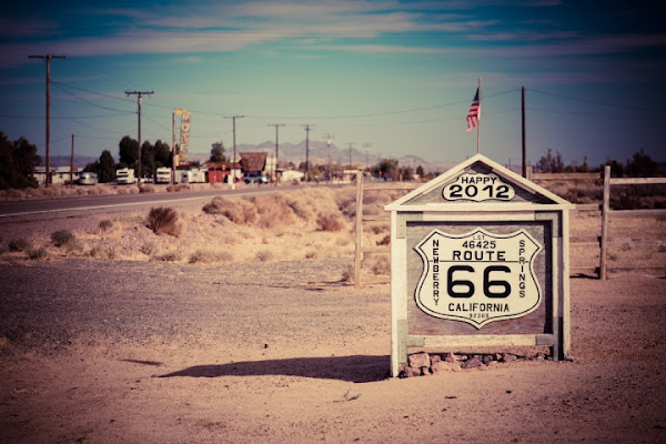 On the road di Laura Benvenuti
