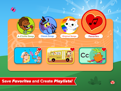 ABCmouse Music Videos- screenshot thumbnail
