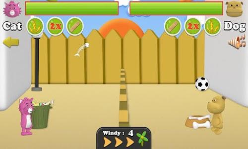 Cat And Dog - Game Viet screenshot 1