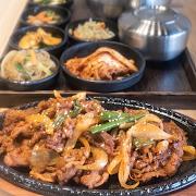 Spicy Pork BBQ Jungsik