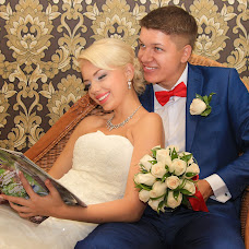 Wedding photographer Vitaliy Rubcov (VitaliiRubtsov). Photo of 15.01.2016