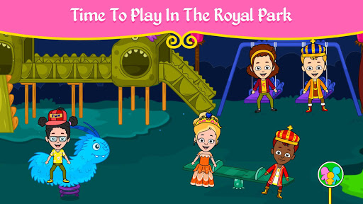 ud83dudc78 My Princess Town - Doll House Games for Kids ud83dudc51 apkmr screenshots 3