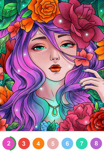 Paint By Number - Free Coloring Book & Puzzle Game screenshots 16