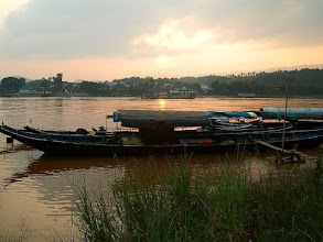Photo: Huay Xai, Mekong
