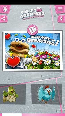 GramMail - screenshot