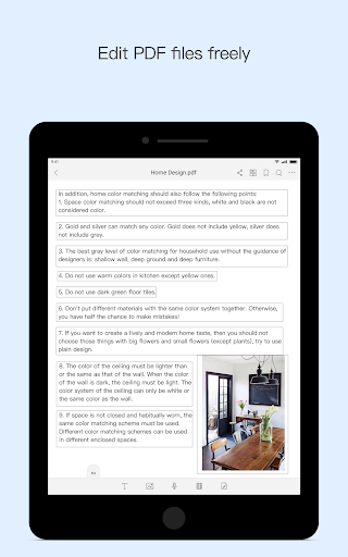Foxit PDF Reader Mobile - Edit and Convert 7.2.1.1025 Apk for Android 17