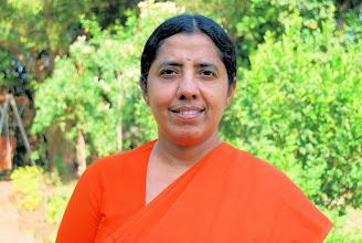 Photo: Swamini Shraddhanand Saraswatiji