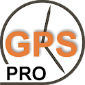 GPS Time Tracker - logbook Pro icon